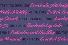 Cortado Script Skatepark Opening, Jesse Ragan