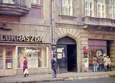 Miskolc, Széchenyi u. Hungary, Capri, The Past, Louvre, Street View, Building, Travel, Life, Buildings