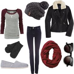 Winter Outfit remember no pants a skirt would look way better! Fall Winter Outfits, Autumn Winter Fashion, Spring Outfits, Teen Fashion, Fashion Outfits, Womens Fashion, Travel Fashion, Casual Outfits, Cute Outfits