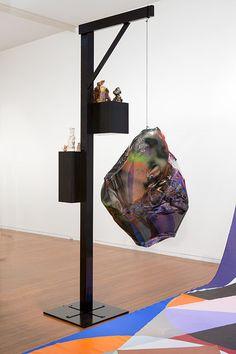Shadow Lamp II, Mikala Dwyer