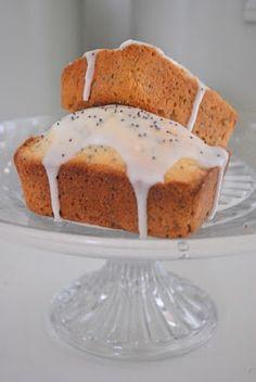 Mini Lemon Poppyseed Poundcakes