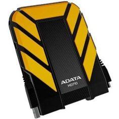 ADATA DashDrive 1TB HD710 Military-Spec USB 3.0 External Hard Drive AHD710-1TU3-CYL (Yellow)