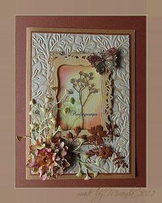 By Miranda. Memory Box branch dies. Spellbinders frame die. Pretty!