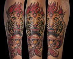 work by Devils Ink Justin Acca