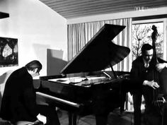 Great jazz from Bill Evans...it starts around 4:11 in the video...watch these guys play...they are so into what they do...
