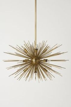 #Anthropologie Astra #Chandelier #anthroregistry