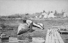 Ojibwa man – 1912