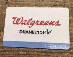 $50.21 Walgreens Gift Card (Store Credit)