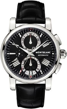'Star 4810' by Mont Blanc #watch. Christmas? And no, it is NOT for Mike