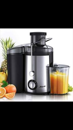 Are you the lover and habitual of fruit juice? Are you want to promote your health fitness by increasing your body calcium and potassium level? but you don't have anelectric juicerfor extracting juice from fresh fruits.so don't worry you have visited the right spot for selecting yourJuicer for fruit.we are providing you all theJuicer for fruit and vegwhich will fulfill all the requirements of your needs and expectations.