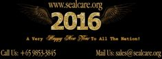 Seal care (S) Pte Ltd wish that this New Year the light of faith is bright and steady and may no wind or storm make it flicker or flutter @ www.sealcare.org: