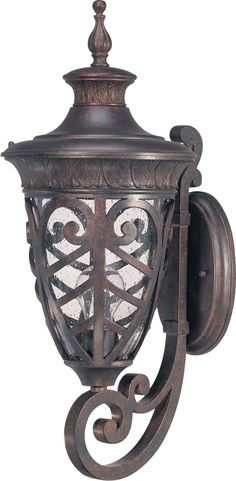 Medium Outdoor Wall Lantern (Arm Up)
