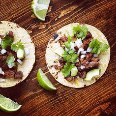 Gourmet Tacos | TABLE+TEASPOON