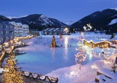 Christmas in Breckenridge Colorado | Christmastime Activities for the Whole Family