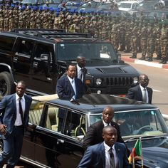CAMEROUN :: 20 mai 2015 : sous le signe de l'unité, de la paix et du patriotisme  :: CAMEROON