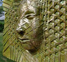 Angelus - side view by origami joel, via Flickr