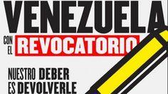 Representantes de la cultura y la academia venezolana dirán sí al revocatorio
