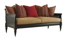 Traveler Sofa from the Acquisitions Upholstery collection by Henredon Furniture