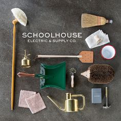 Domestic utility | Everyday pieces for inspired homes, constructed with care | by Schoolhouse Electric Co.