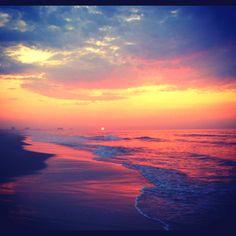 Sunrise in OCNJ
