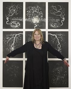 SUSAN ALDWORTH is Artist in Residence at the Institute of Neuroscience at Newcastle University, working on a project exploring schizophrenia,  is Senior Research Associate at Swansea Metropolitan University and a Research Fellow in Print at London Metropolitan University. She weaves together personal, medical and scientific narratives in her experimental print and film works on human identity. Susan will be joining Medicine Unboxed: Frontiers.