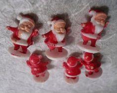 Vintage Tiny Santa (6)