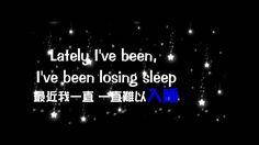 [Herobrine] 數星星 counting stars 中文翻譯