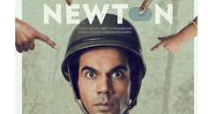 Mumbai: Rajkummar Rao and Anjali Patel-starrer political comedy Newton, which had its world premiere at 67th Berlin International Film Festival, has been selected in the world competition section of the 16th Annual Tribeca Film Festival. The fest will take place from April 19 to April 30....