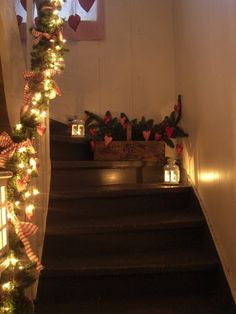 decorazioni natalizie in stile nordico scale