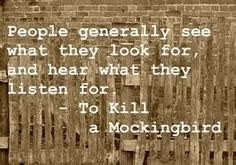 quote from to kill a Mocking Bird