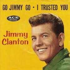 """#33. """"Go Jimmy Go"""" *** Jimmy Clanton (1960)"""