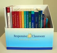 Responsive Classroom Resource Library.. I WANT THIS WHOLE SET SOOO BAD!! Why is it soo expensive :(