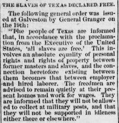 24 Juneteenth! ideas | end of slavery, slavery, black history