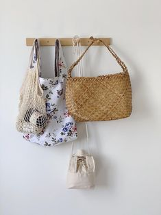 Your place to buy and sell all things handmade Reusable Shopping Bags, Casual Bags, Tote Bag, Studio, Trending Outfits, Unique Jewelry, Handmade Gifts, Floral, Cotton