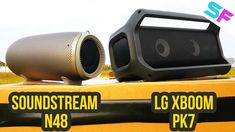 Soundstream Repulse N48 vs LG XBOOM Go PK7 Extreme Bass Test Bluetooth Speakers, Bass, Lowes, Double Bass
