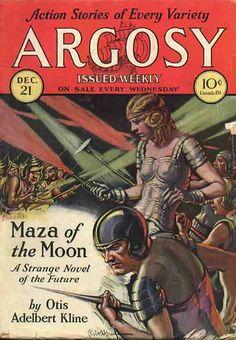 Argosy Weekly (Dec 1929)