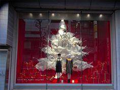 Vetrine Di Natale Americane.63 Fantastiche Immagini Su Xmas Esempi Vetrine Natalizie