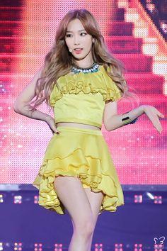 Taeyeon -- Sweet3Haven9 :: 140921 K-pop Expo in Asia
