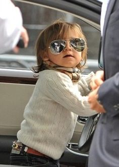 Mason- one stylish kid!