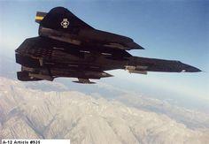 Lockheed Blackbird A-12