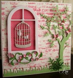 Nature Singing by kiagc - Cards and Paper Crafts at Splitcoaststampers
