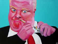 Rob ford crack