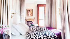 drapery, pattern, vintage.. LOVE.