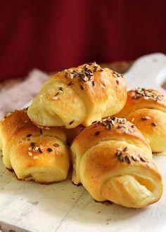 Brze Kiflice sa sirom / Cheese buns
