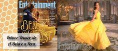 Fotos e Teaser do filme A Bela e a Fera Image