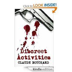 Claude Bouchard's latest thriller
