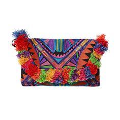 Azteca Cluth Bag