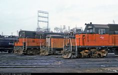 RailPictures.Net Photo: MILW 153 Chicago, Milwaukee, St. Paul & Pacific EMD SD40-2 at Milwaukee, Wisconsin by Tom Farence