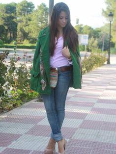 aliciaentrelazosyvestidos Outfit   Otoño 2012. Cómo vestirse y combinar según aliciaentrelazosyvestidos el 4-11-2012