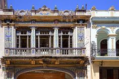 """""""At the beginning of the 20th century, the Cuban capital was spectacularly rich – not unlike Newport's Gilded Age – in which Havana underwent an extraordinary boom period, architecturally enriching with international influences such as art nouveau, art deco and eclectic design."""""""